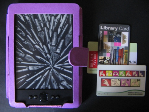 eBooks and libraries