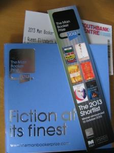 Man Booker Prize programme