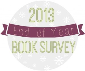 2013 book survey