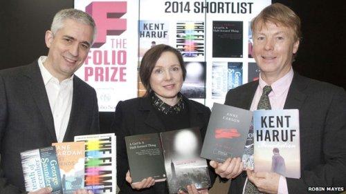 Folio Prize 2014