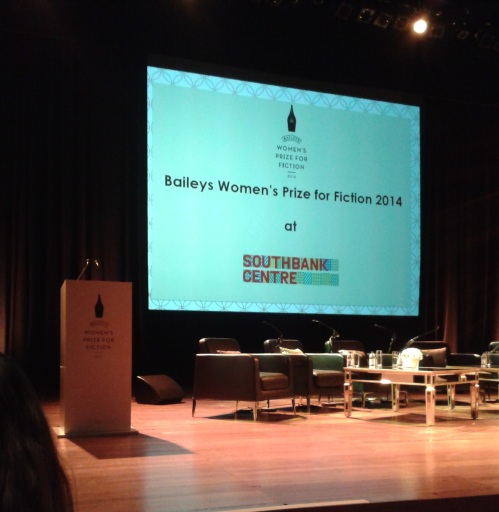 Southbank Bailey's Women's Prize for Fiction