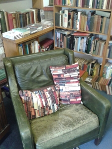 Addyman Books chair