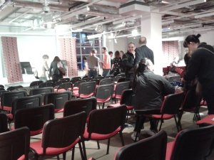 A Little Life event at Foyles (1)