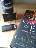 Career of Evil goody bag