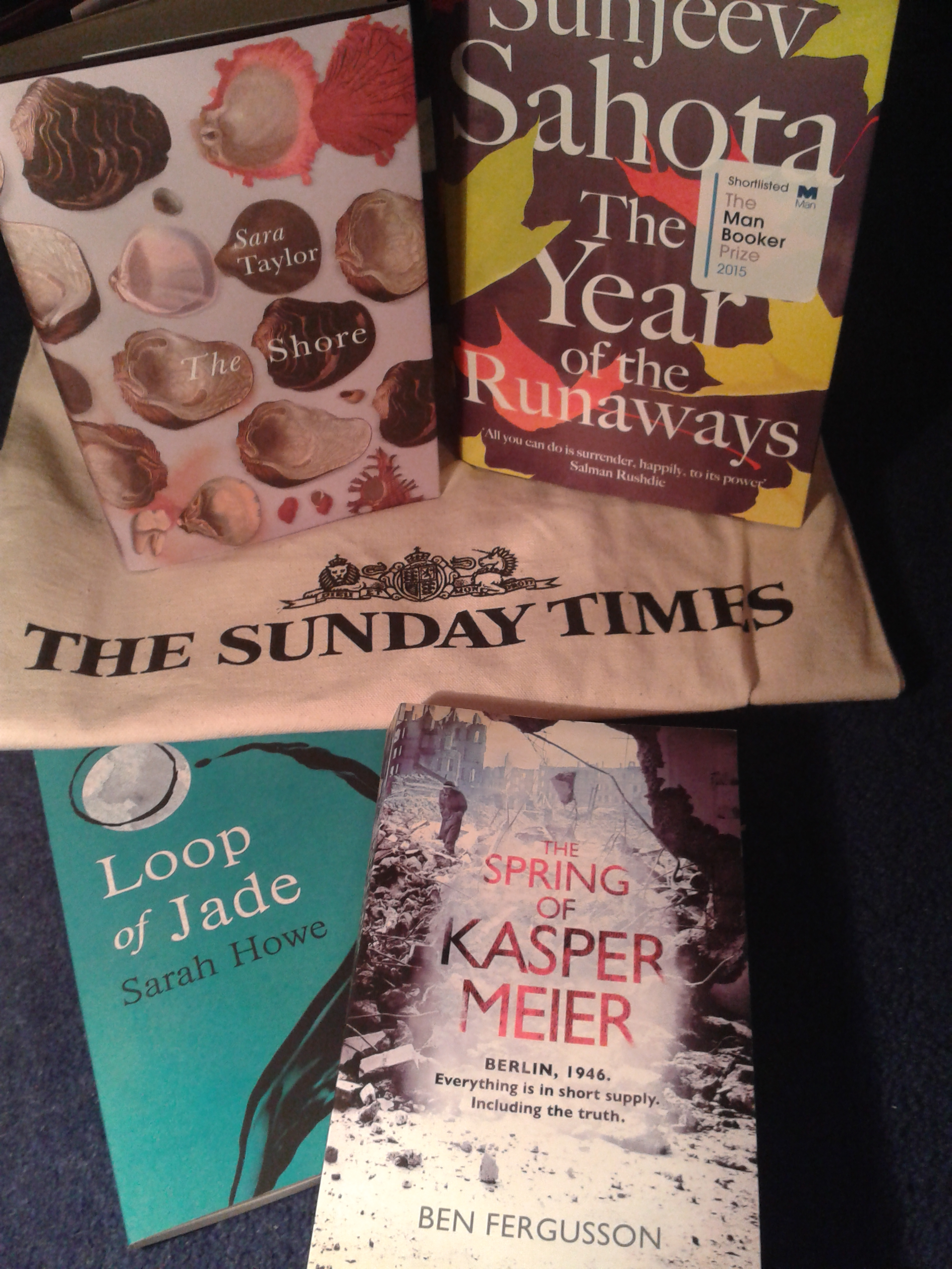 sunday times books