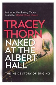 Tracey Thorn Naked at the Albert Hall book singing