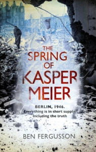The Spring of Kasper Meier Ben Fergusson