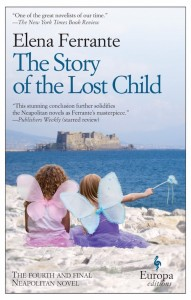 Elena Ferrante The Story of the Lost Child Naples