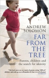 Far From the Tree Andrew Solomon Disability Identity Wellcome Prize
