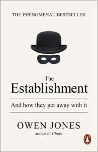 The Establishment Owen Jones