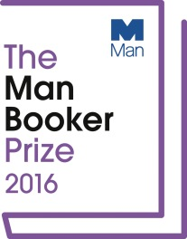Man Booker Prize 2016 logo