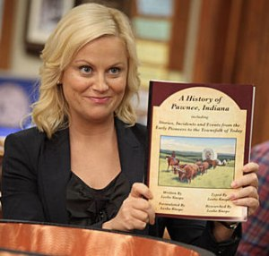 Parks and Recreation Leslie Knope