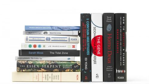 Wellcome Book Prize 2017 Longlist