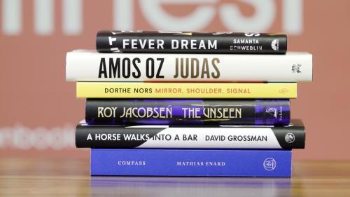 Man Booker International Prize Shortlist 2017