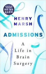 Admissions Henry Marsh