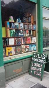 Till's Bookshop Edinburgh