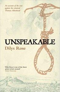 Unspeakable Dilys Rose
