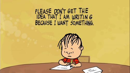 Blog Influence Snoopy Cartoon