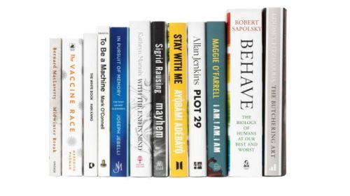 Wellcome Book Prize 2018 Longlist