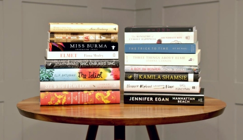 The Women's Prize for Fiction Longlist 2018