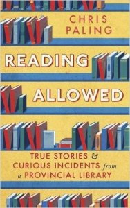Reading Allowed by Chris Paling