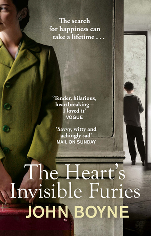 Ebook The Hearts Invisible Furies By John Boyne