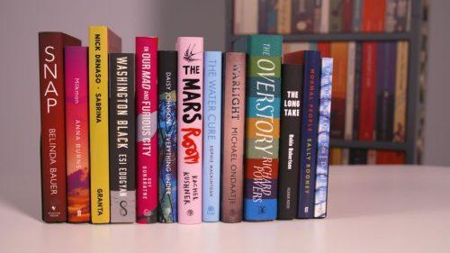 Man Booker Prize 2018 Longlist