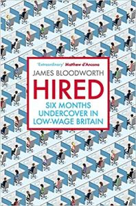 Hired James Bloodworth