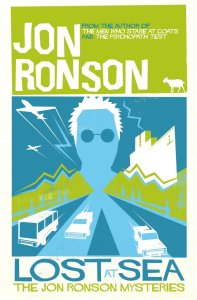 Lost at Sea Jon Ronson