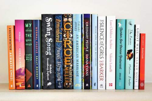 The Women's Prize for Fiction 2019 Longlist