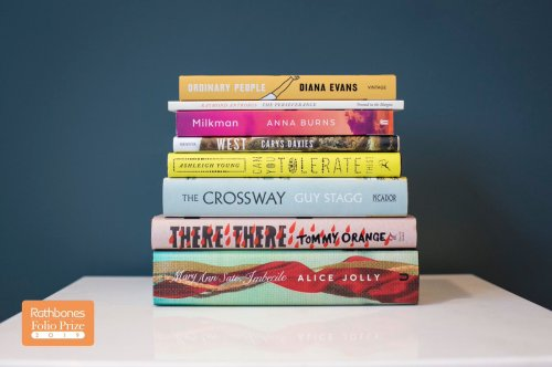 Rathbones Folio Prize Shortlist 2019