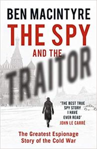 The Spy and the Traitor Ben Macintyre