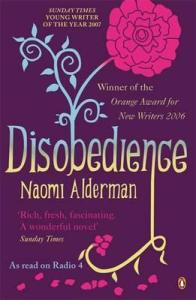 Disobedience Naomi Alderman