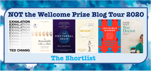 Not The Wellcome Prize Shortlist