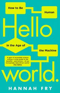 Hello World Hannah Fry