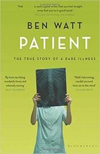 Patient Ben Watt