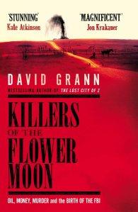 Killers of the Flower Moon David Grann
