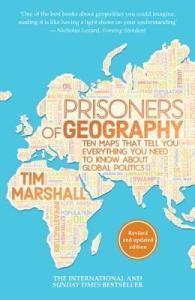 Prisoners of Geography Tim Marshall